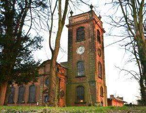St Mary & St Margaret Church 2 (Bradford Estates)